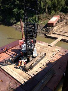emergency bridge repairs in louisiana
