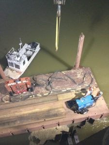 emergency bridge repairs