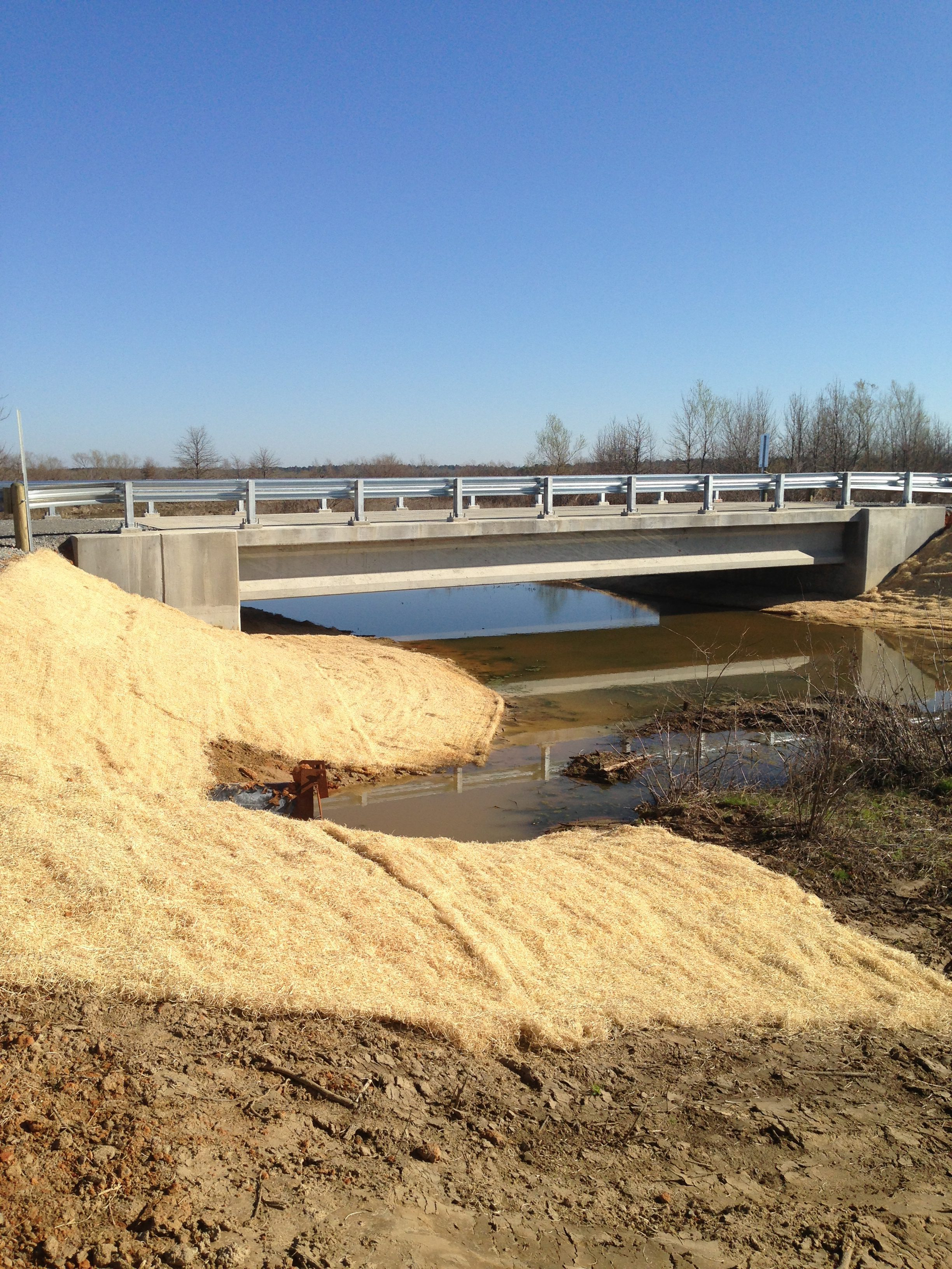 bridge construction and repair at guinn construction