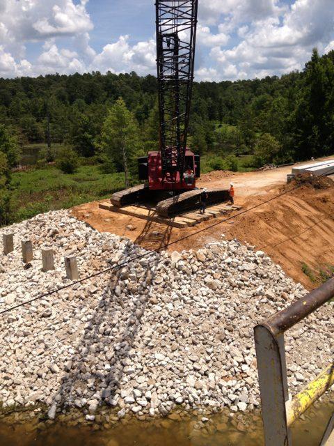 bridge construction and repair in jennings la