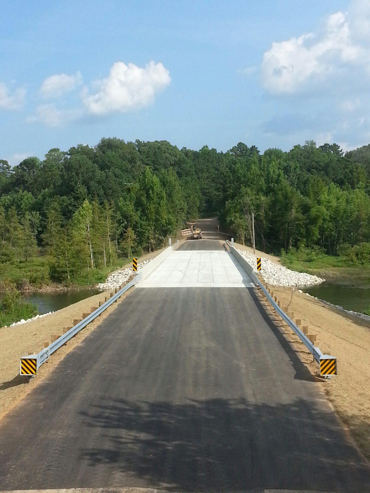 bridge construction and repair in louisiana