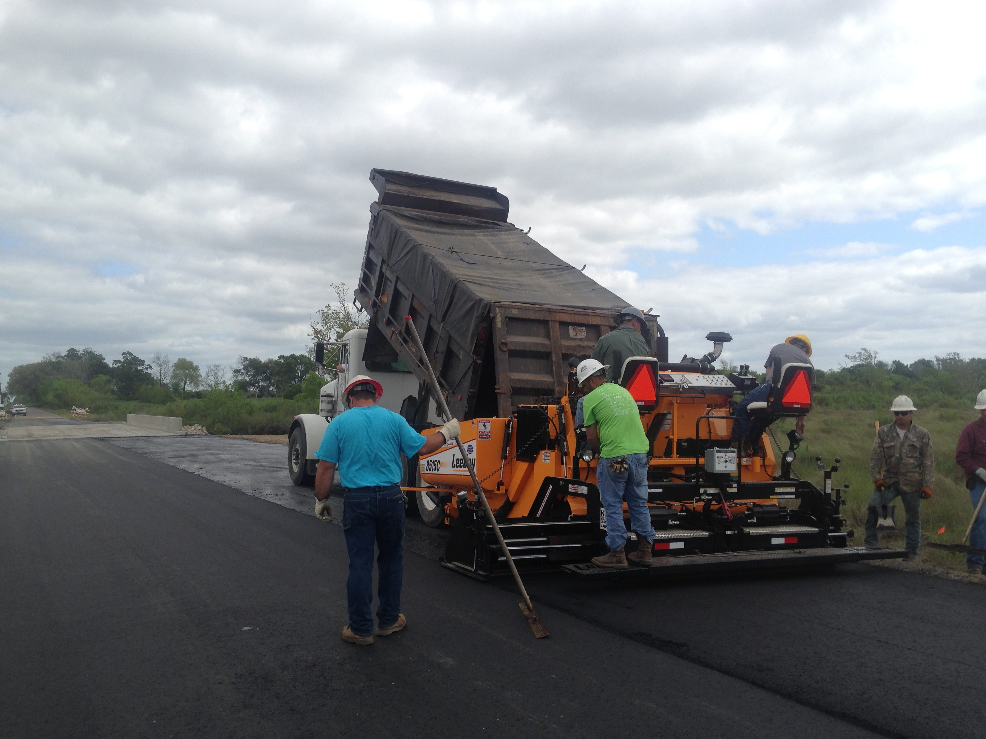 asphalt paving jennings la