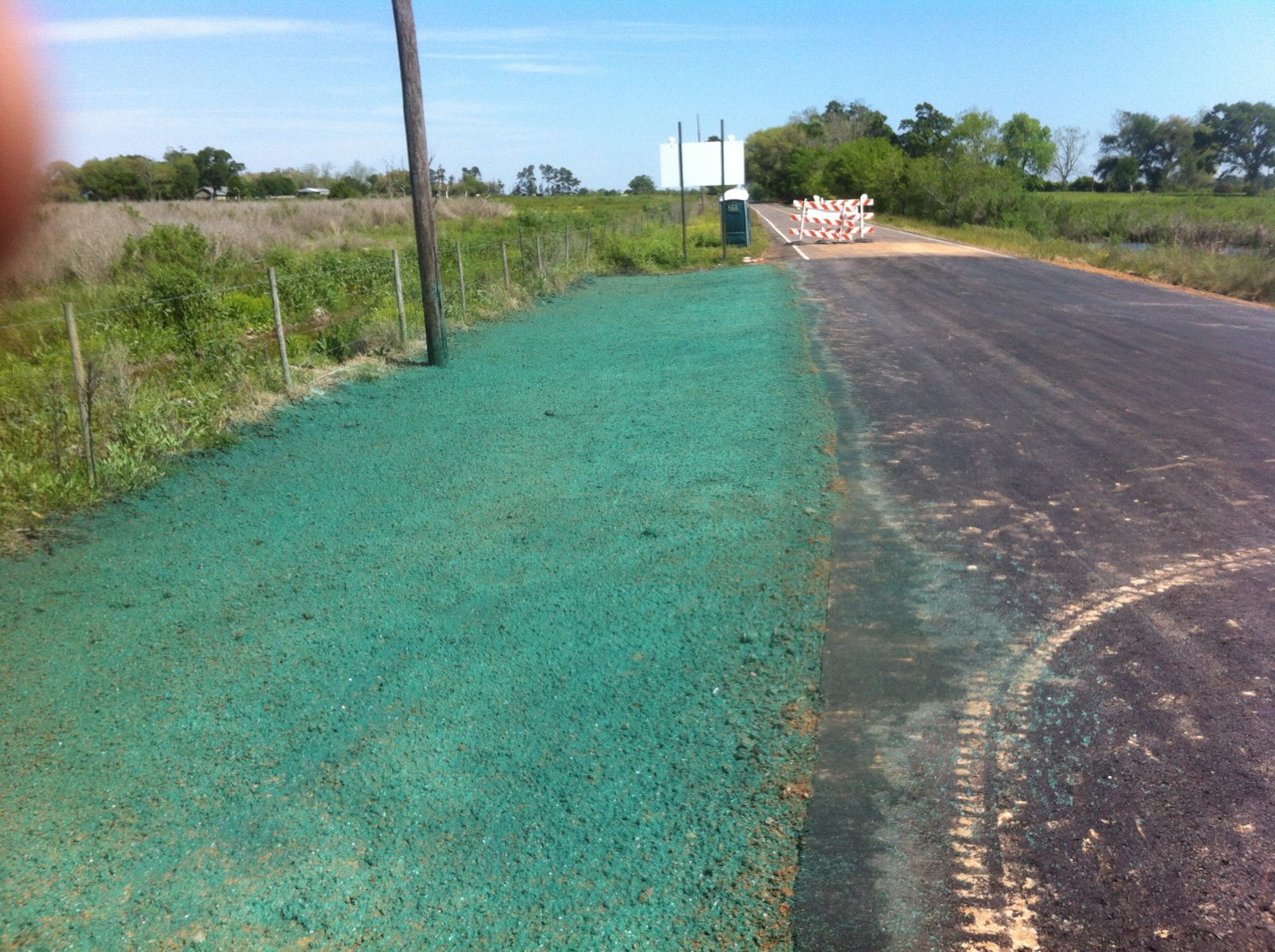 erosion control in louisiana by guinn construction